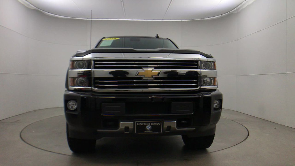 Pre-Owned 2016 Chevrolet Silverado 2500HD 2500H CREW CAB 4WD 15