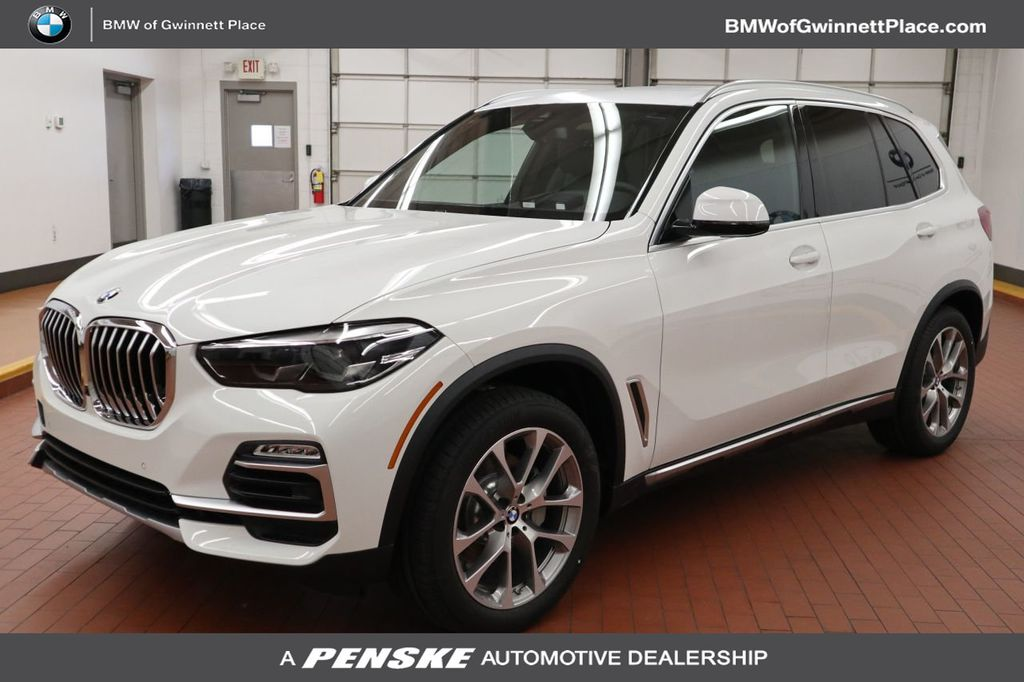 2020 BMW X5 sDrive40i Lease Special only $599/mo!