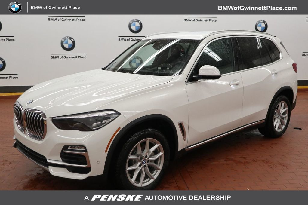 2020 BMW X5 sDrive40i Lease Special only $649/mo!