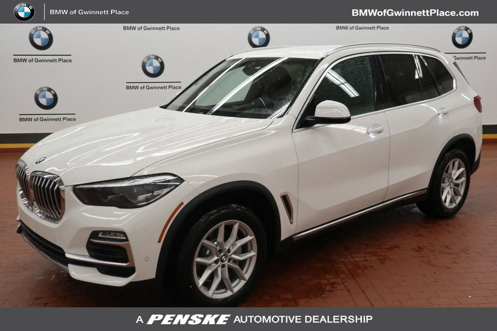 2020 BMW X5 sDrive40i Lease Special only $699/mo!