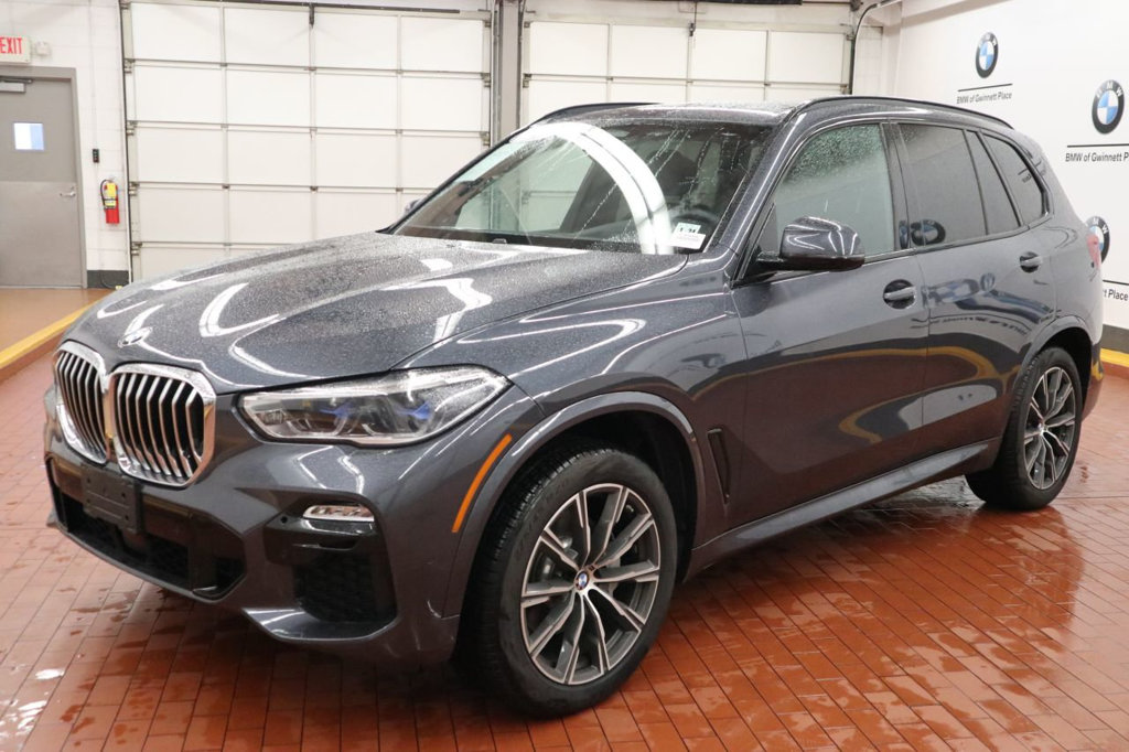 Certified Pre-Owned 2019 BMW X5 xDrive40i Sports Activity Vehicle