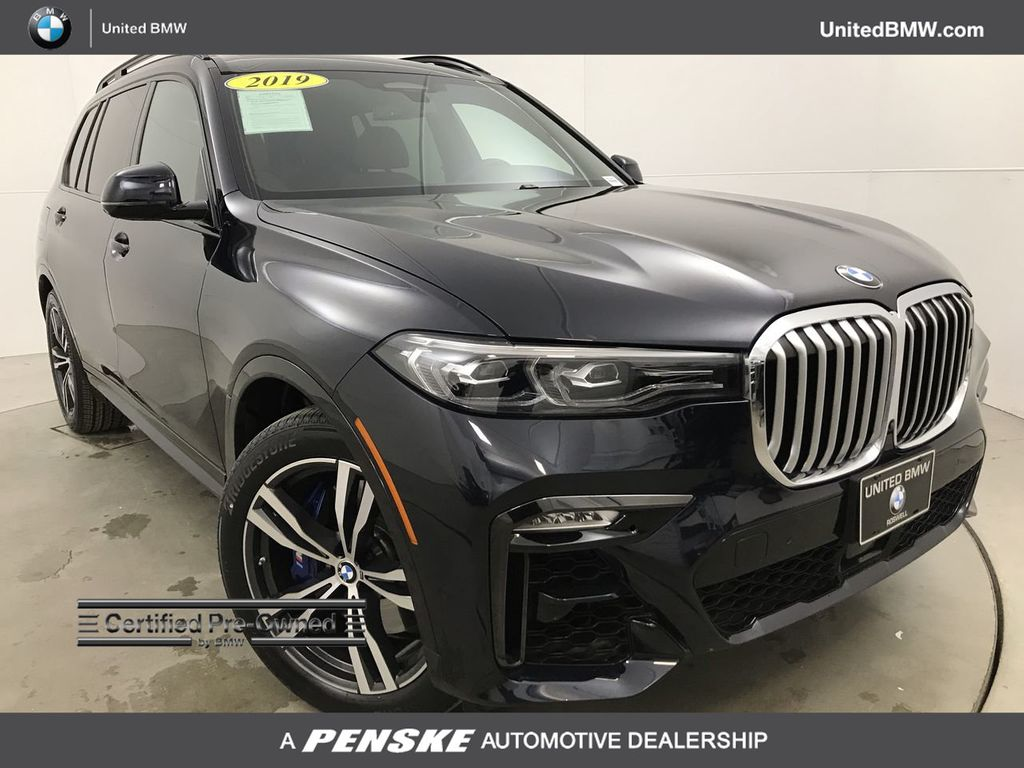 Certified Pre-Owned 2019 BMW X7 xDrive50i Sports Activity Vehicle