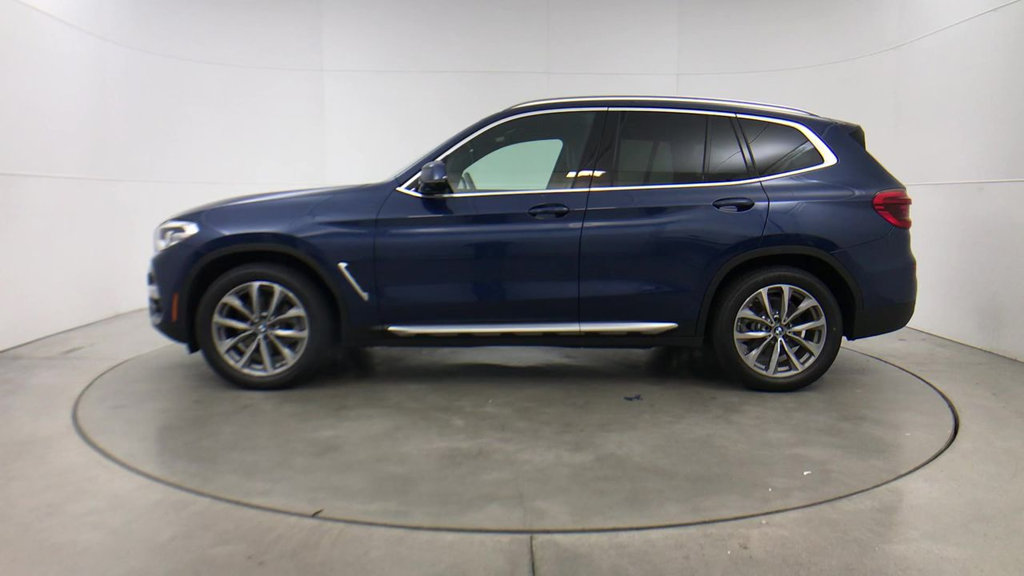 Certified Pre-Owned 2019 BMW X3 xDrive30i Sports Activity Vehicle