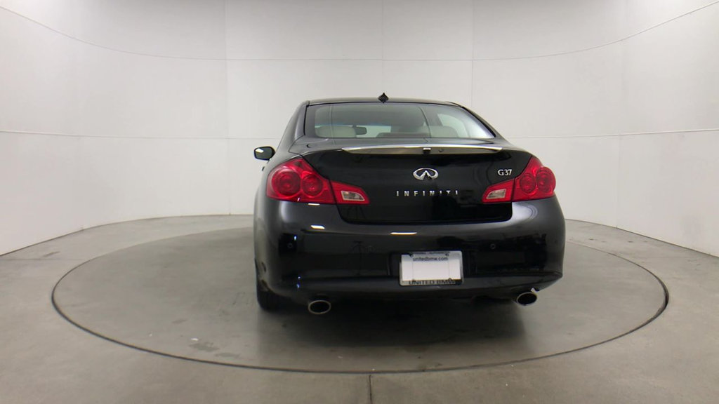 Pre-Owned 2010 INFINITI G37 Sedan SEDAN 4 DOOR SEDAN