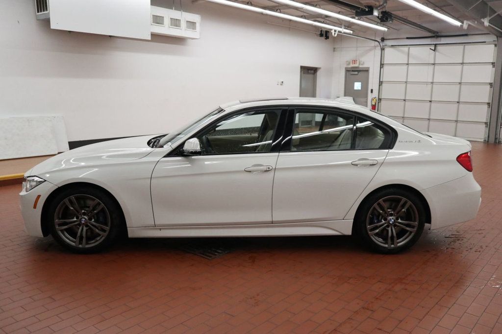 Certified Pre-Owned 2015 BMW 3 Series ActiveHybrid 3