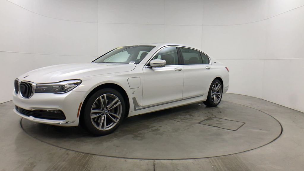 Certified Pre-Owned 2017 BMW 7 Series 740e xDrive iPerformance Plug-In Hybrid