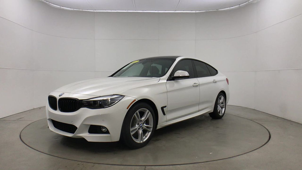 Certified Pre-Owned 2017 BMW 3 Series 340i xDrive Gran Turismo