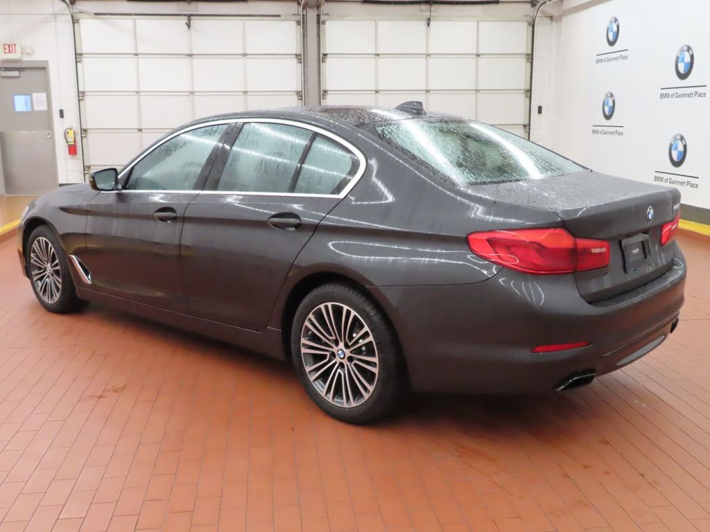 Certified Pre-Owned 2019 BMW 5 Series 540i