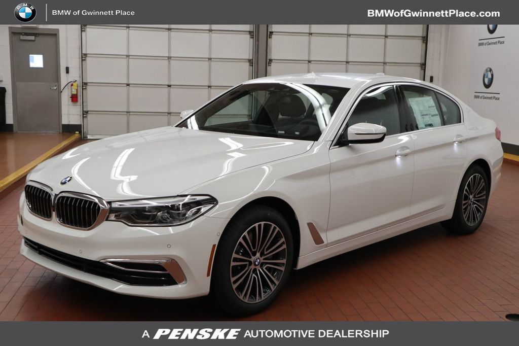 2020 BMW 530i Lease Special only $479/Mo!