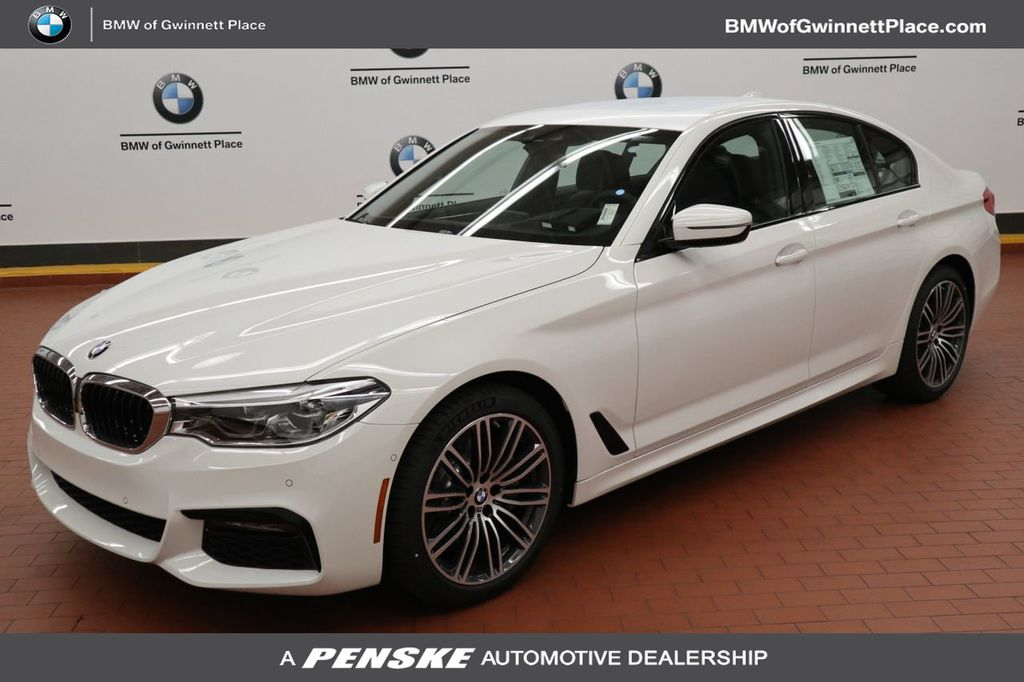 2020 BMW 530i M Sport Lease Special only $499/Mo!
