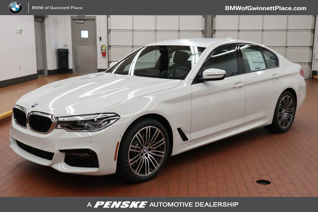 2020 BMW 530i M Sport Lease Special only $639/Mo!
