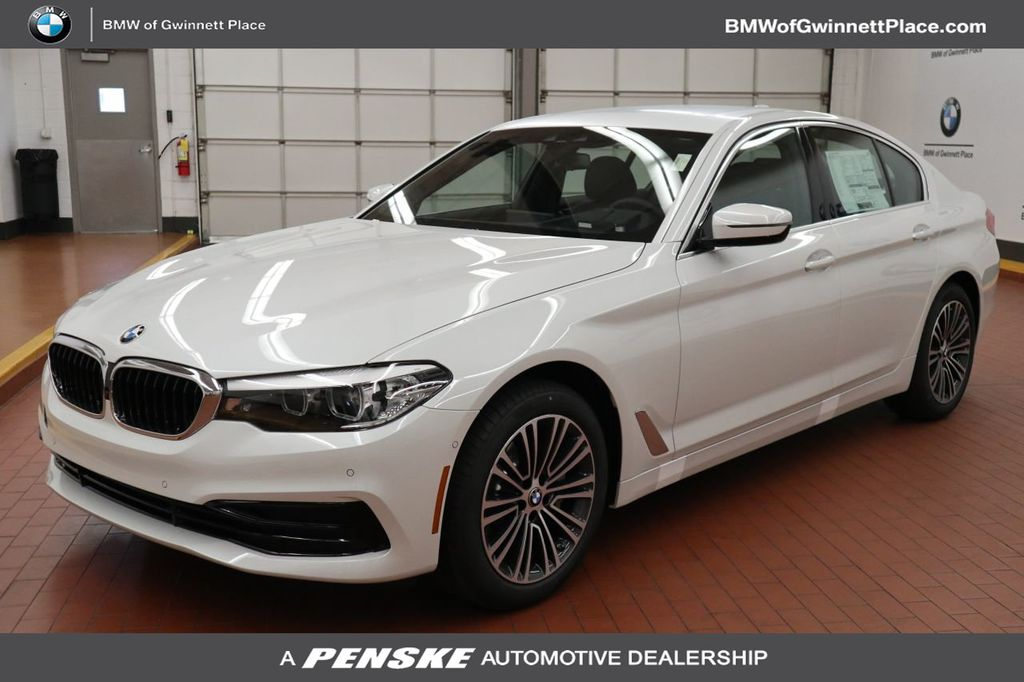 2020 BMW 530i BMW Select Financing Special only $599/Mo!