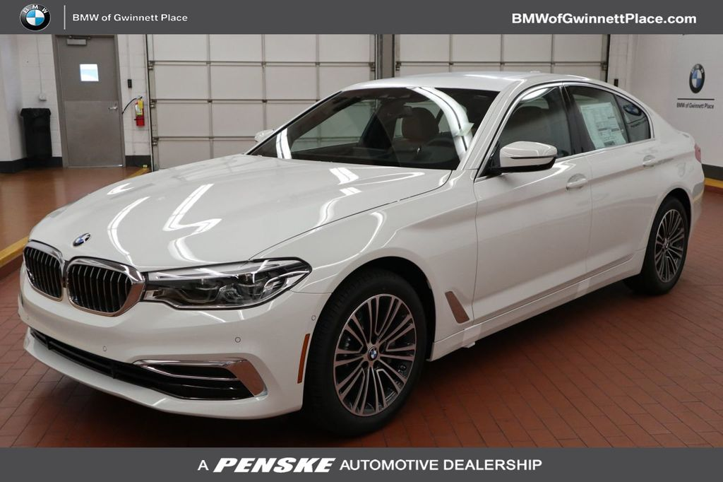 2020 BMW 530i Lease Special only $499/Mo!