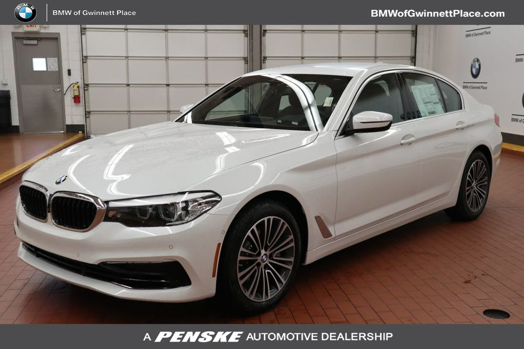 2020 BMW 540i Lease Special only $639/Mo!