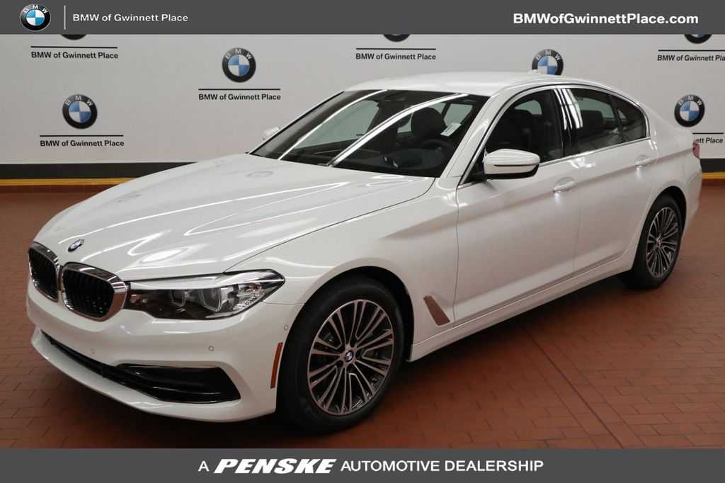 2020 BMW 540i Lease Special only $529/Mo!
