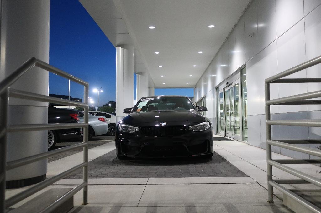 Certified Pre-Owned 2016 BMW M3