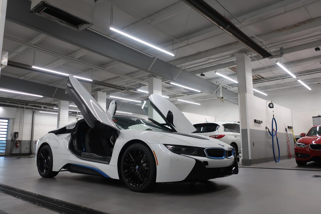 New 2019 BMW i8 Roadster