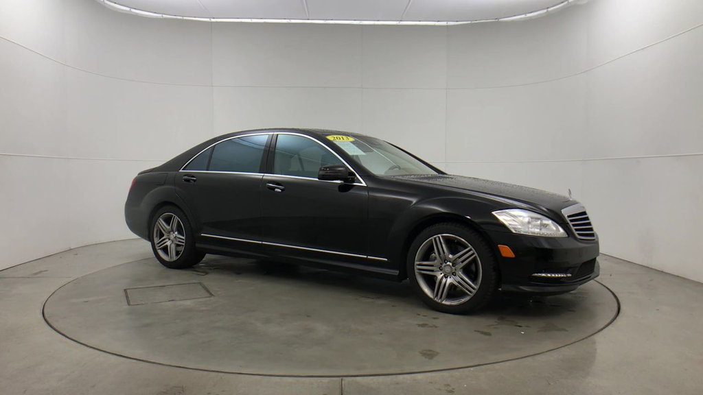 Pre-Owned 2013 Mercedes-Benz S-Class S 550 4dr Sedan S550 RWD