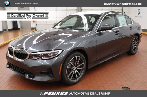 Certified Pre-Owned 2020 BMW 3 Series 330i North America