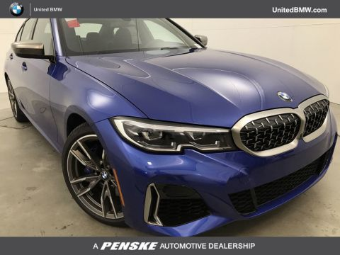 New 2020 BMW 3 Series M340i North America