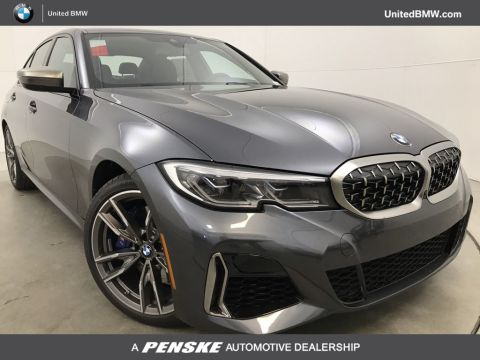 Pre-Owned 2020 BMW 3 Series M340i North America