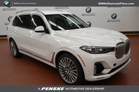 New 2020 BMW X7 xDrive40i Sports Activity Vehicle