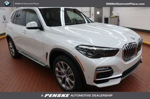 Certified Pre-Owned 2019 BMW X5 xDrive50i Sports Activity Vehicle