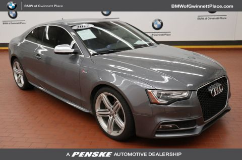 Pre-Owned 2013 Audi S5 2dr Coupe Automatic Prestige