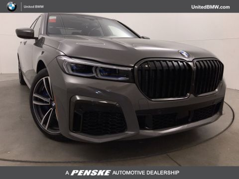 Pre-Owned 2020 BMW 7 Series 745e xDrive iPerformance Plug-In Hybrid