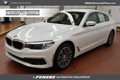 Certified Pre-Owned 2020 BMW 5 Series 530i