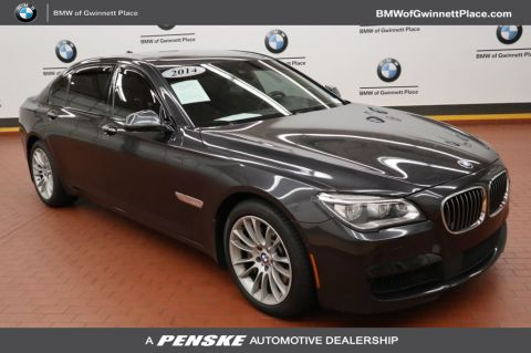 Pre-Owned 2014 BMW 7 Series 750Li