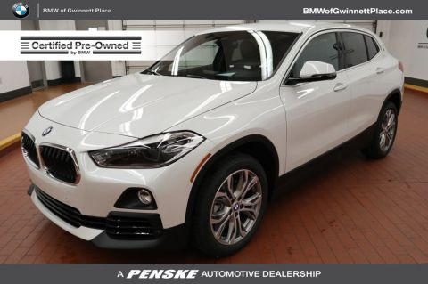 Certified Pre-Owned 2020 BMW X2 sDrive28i Sports Activity Vehicle